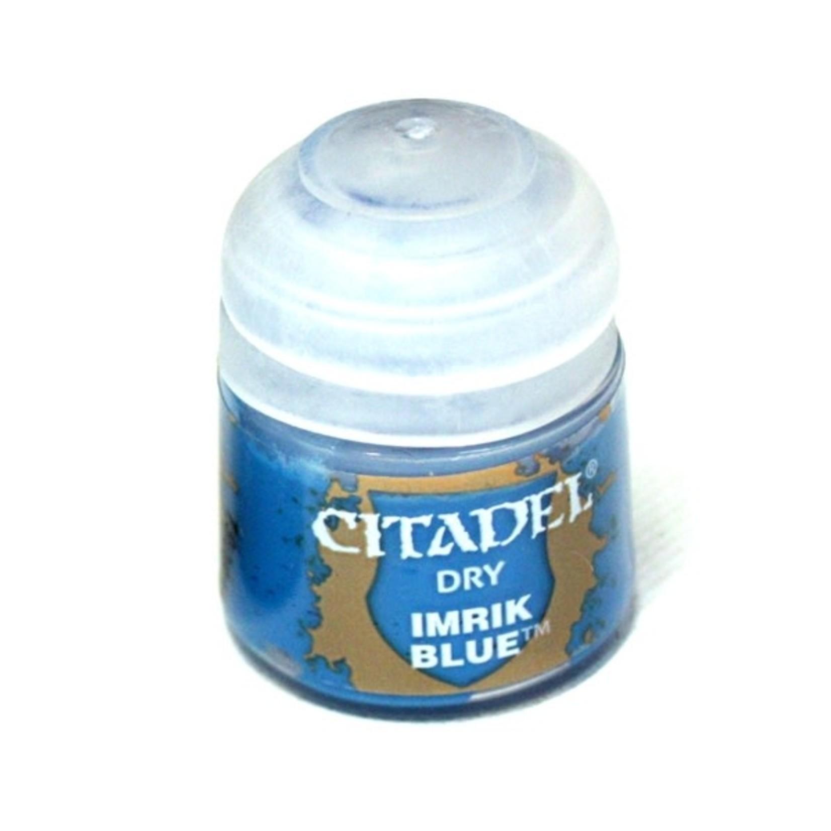 Games Workshop Citadel Paint: Imrik Blue Dry
