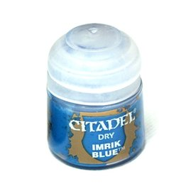 Games Workshop Citadel Paint: Imrik Blue Dry