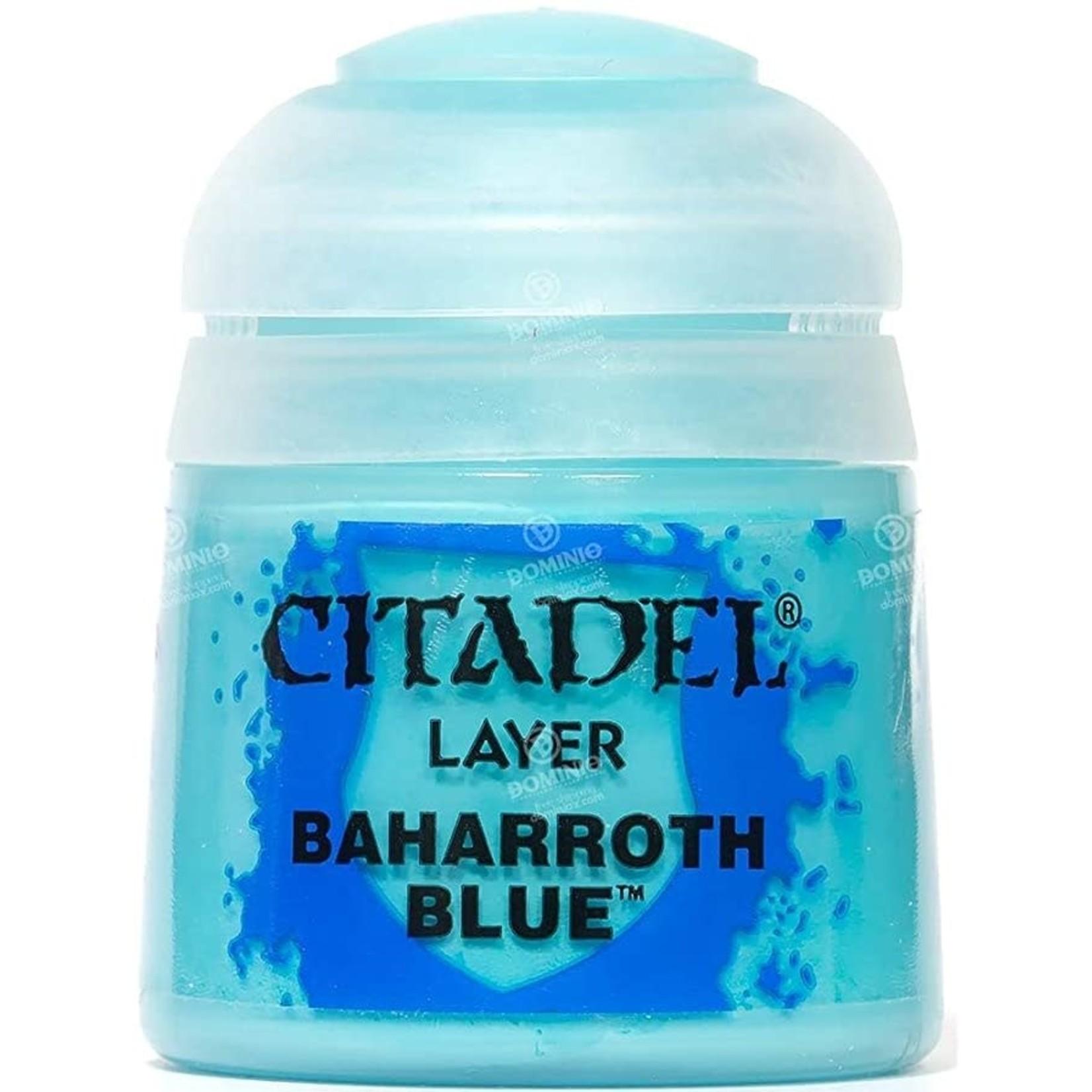 Games Workshop Citadel Paint: Baharroth Blue 12ml