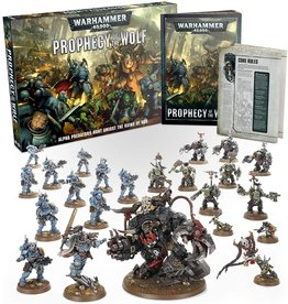 Games Workshop Prophecy of the Wolf (40K)