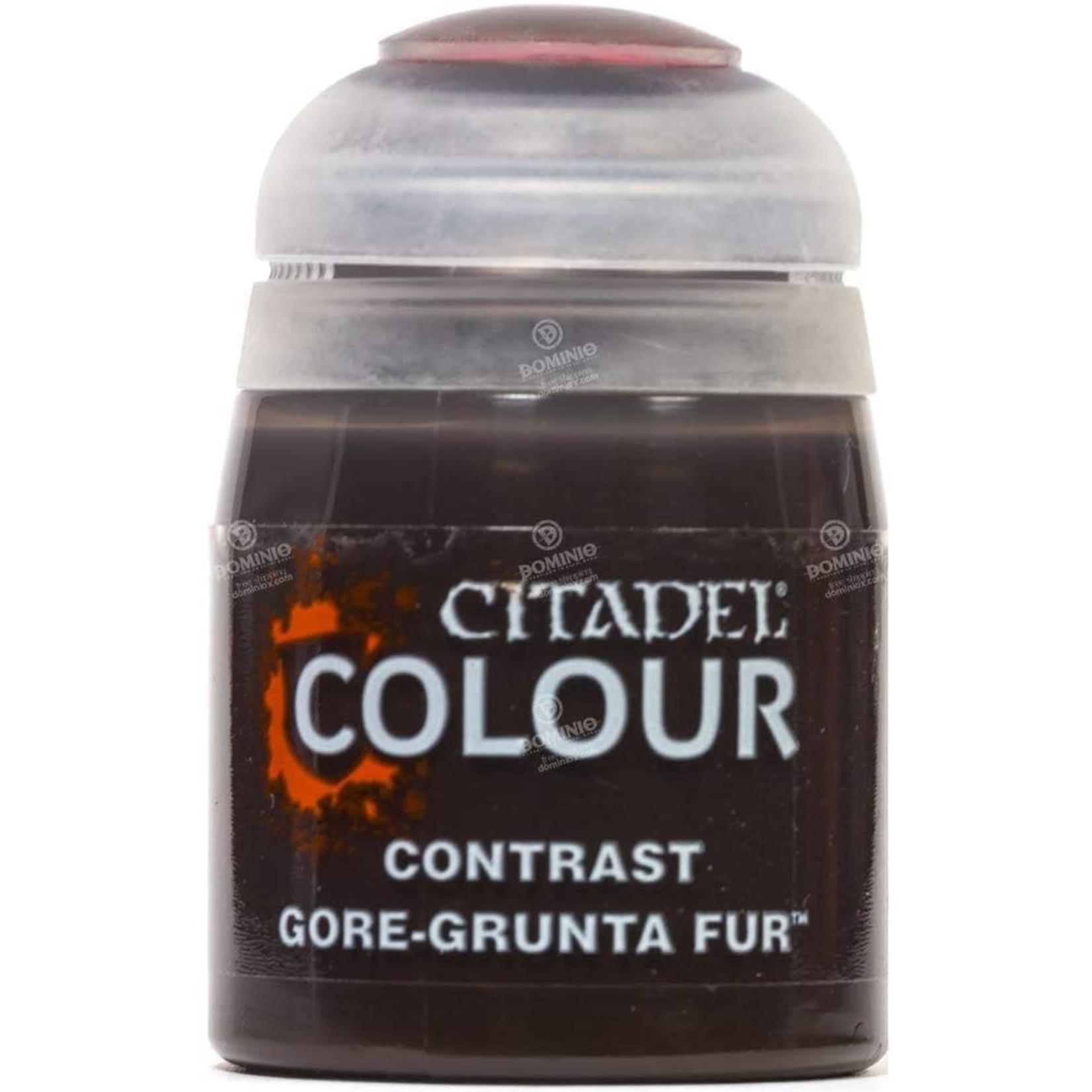 Games Workshop Citadel Paint: Gore-Grunta Fur Contrast (18 ml)