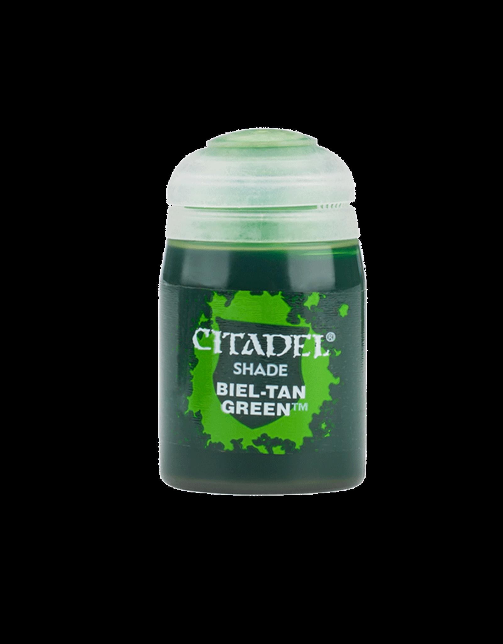 Games Workshop Citadel Paint: Biel-Tan Green 24ml