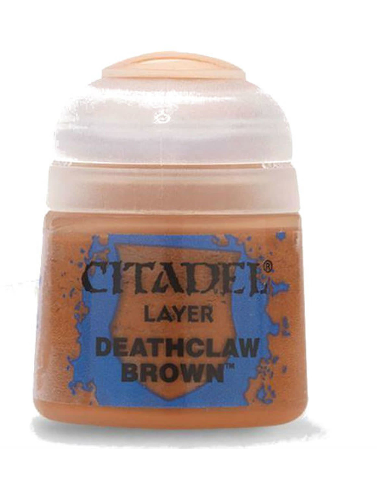 Games Workshop Citadel Paint: Deathclaw Brown 12ml