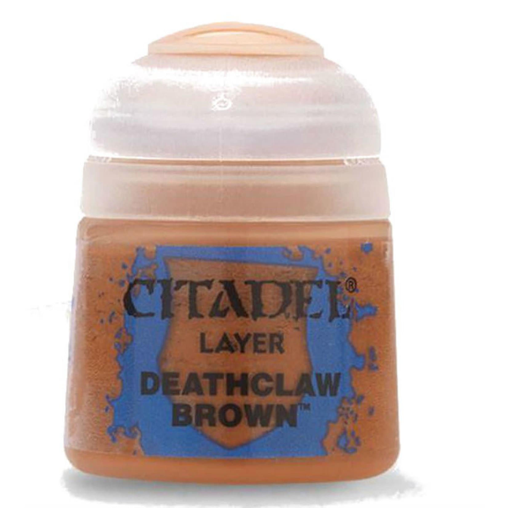 Games Workshop Citadel Paint: Deathclaw Brown 12ml
