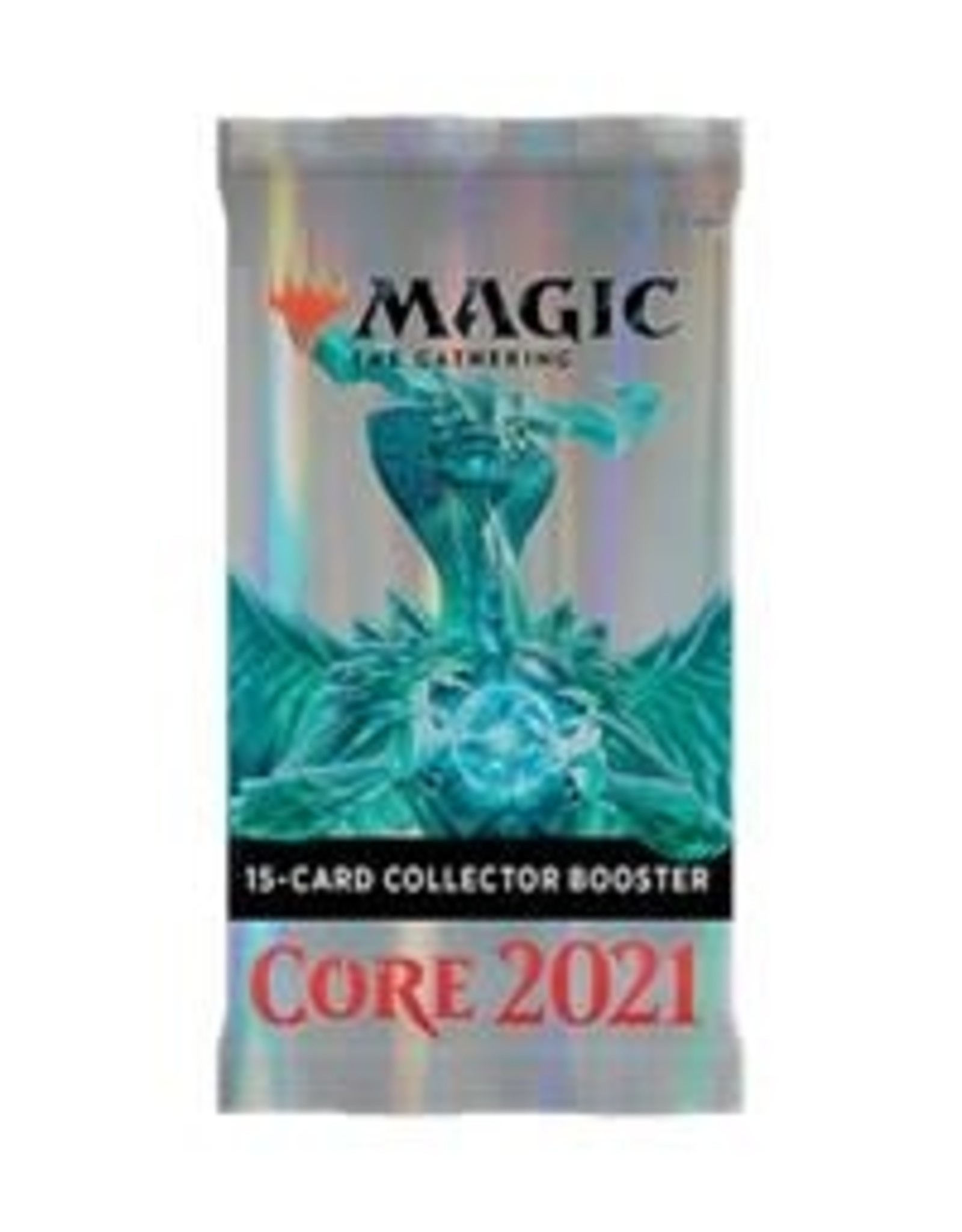 Wizards of the Coast Core 2021 Collector's Booster Pack
