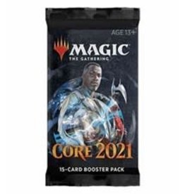 Wizards of the Coast Core 2021 Booster Pack