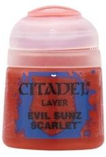 Games Workshop Citadel Paint: Evil Sunz Scarlet 12ml