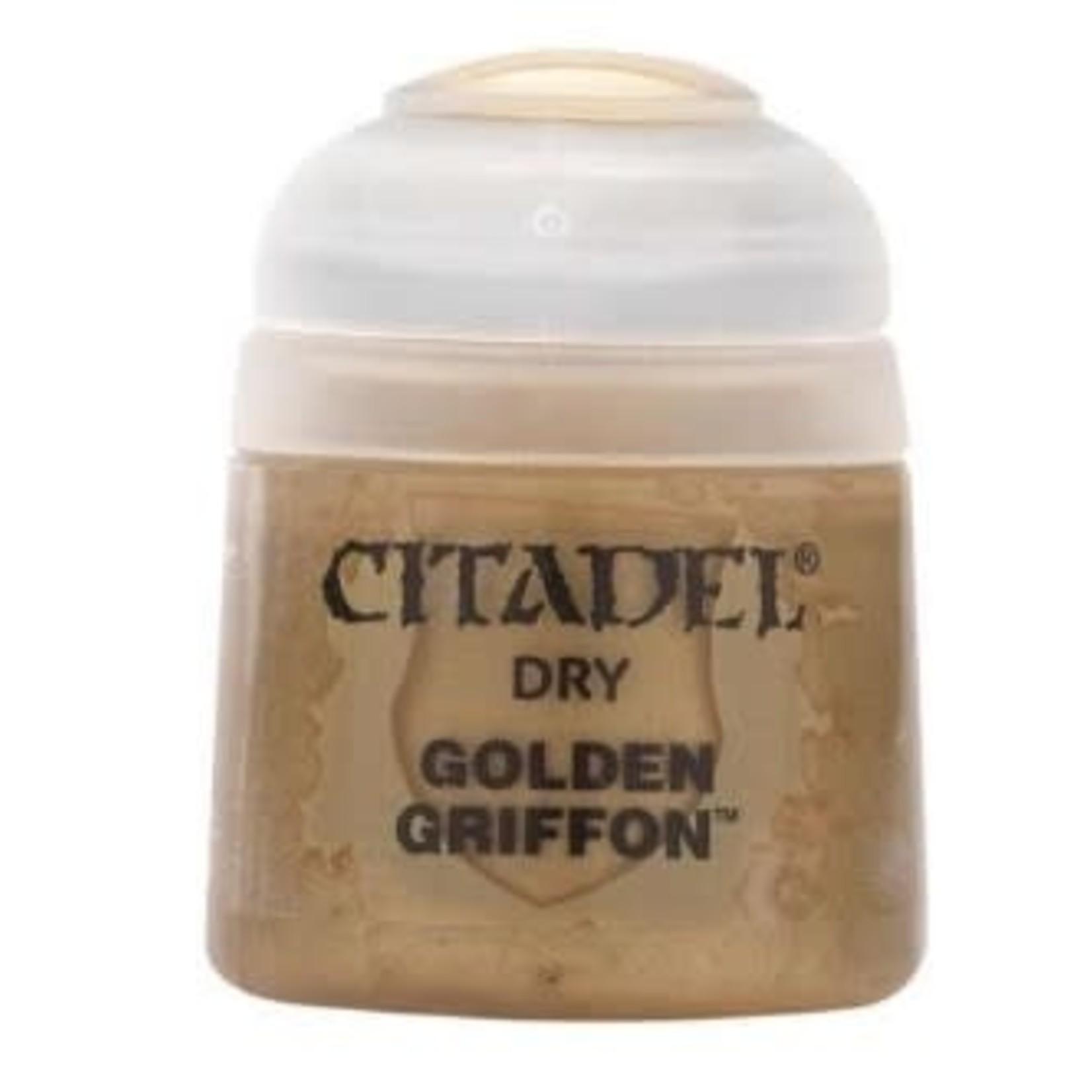 Games Workshop Citadel Paint: Golden Griffon 12ml