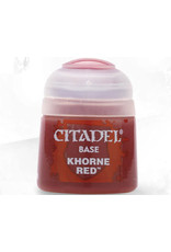 Games Workshop Citadel Paint: Khorne Red 12ml