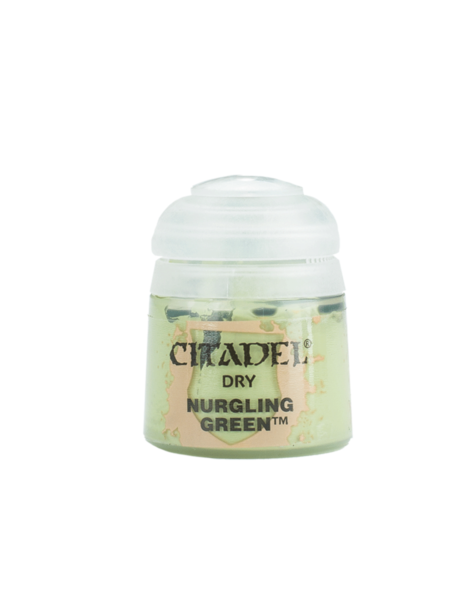Games Workshop Citadel Paint: Nurgling Green Dry 12ml