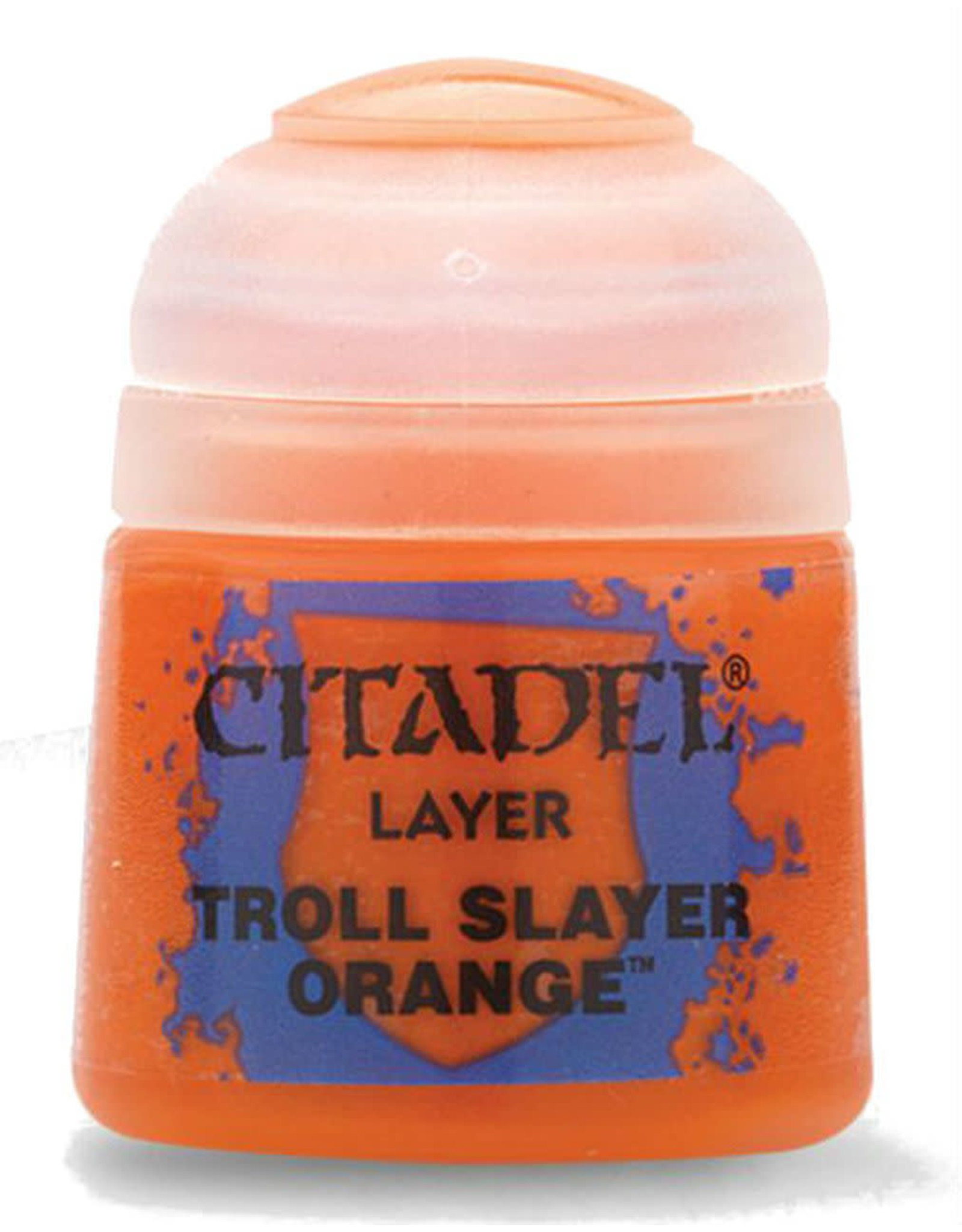 Games Workshop Citadel Paint: Troll slayer Orange 12ml