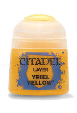 Games Workshop Citadel Paint: Yriel Yellow 12ml