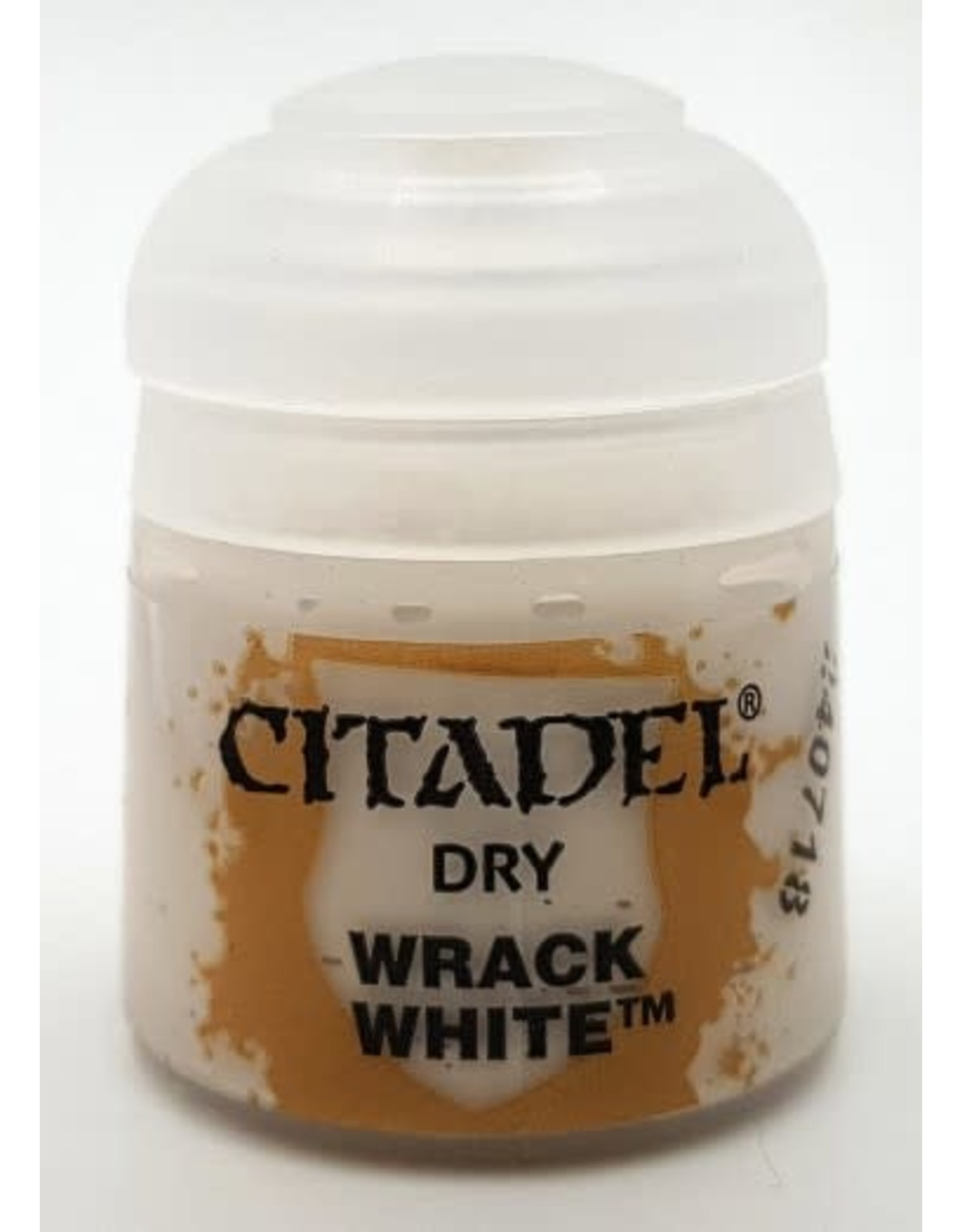Games Workshop Citadel Paint: Wrack White 12ml