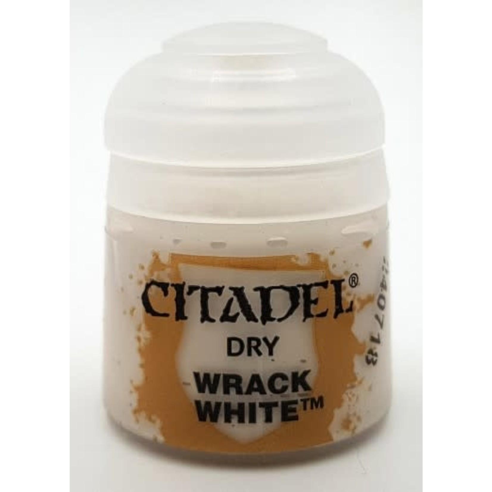 Games Workshop Citadel Paint: Wrack White 12ml