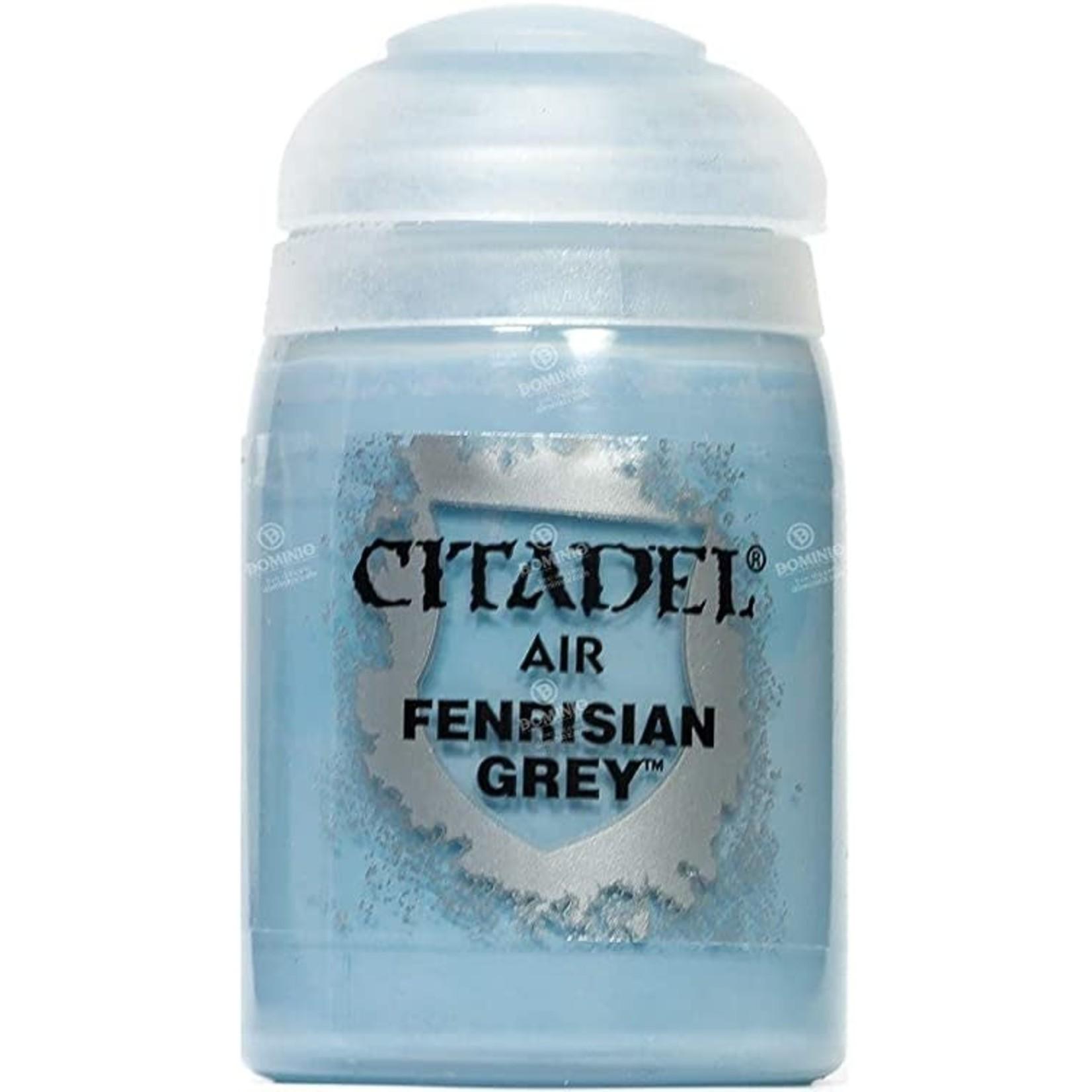 Games Workshop Citadel Paint: Fenrisian Grey Air (24 ml)