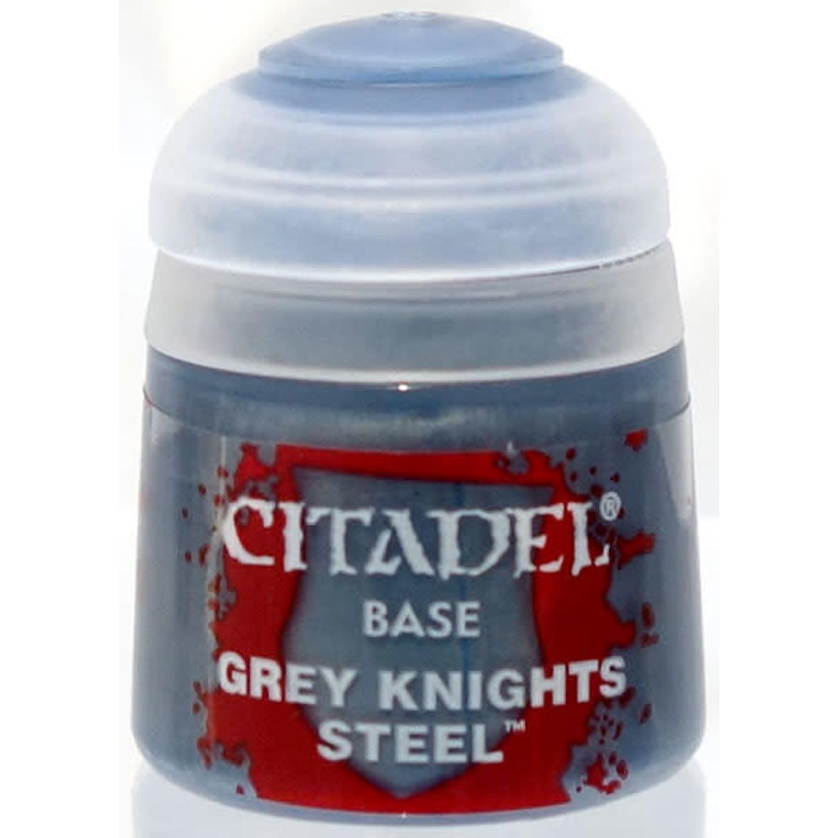 Games Workshop Citadel Paint: Grey Knights Steel Base 12 ml