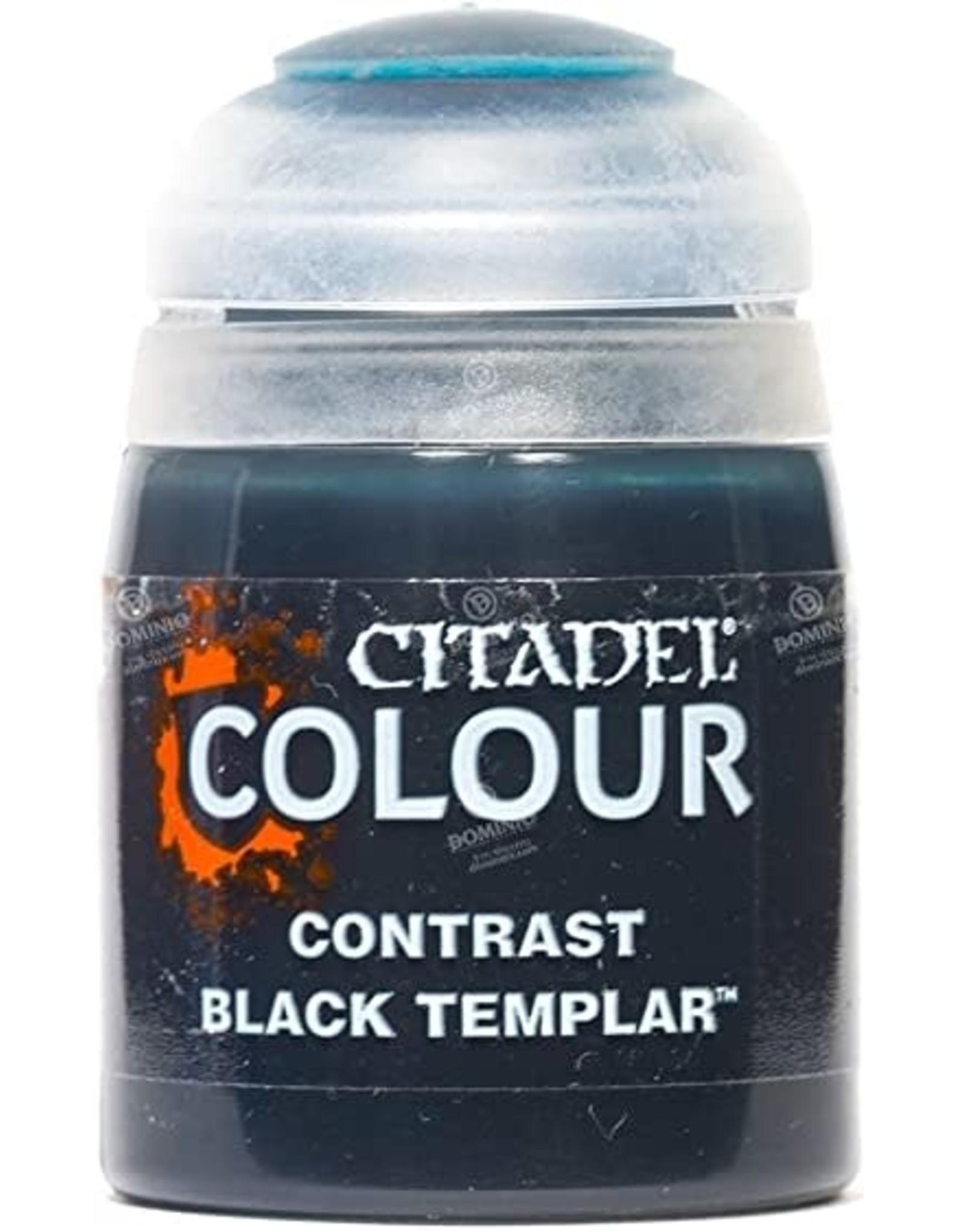 Games Workshop Citadel Paint: Black Templar Contrast (18 ml)