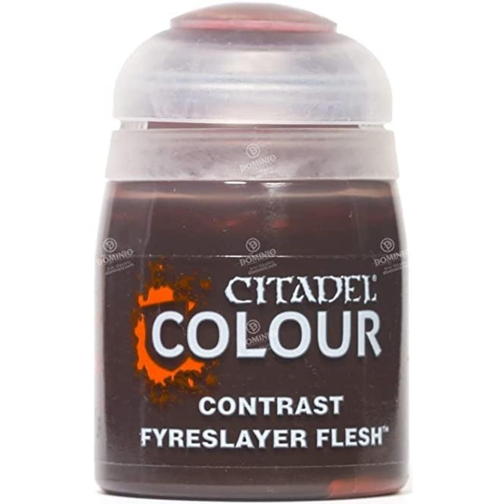 Games Workshop Citadel Paint: Fyreslayer Flesh Contrast (18 ml)