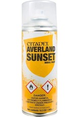 Games Workshop Citadel Paint: Averland Sunset Spray Paint 10oz