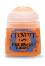 Games Workshop Citadel Paint: Fire Dragon Bright 12ml