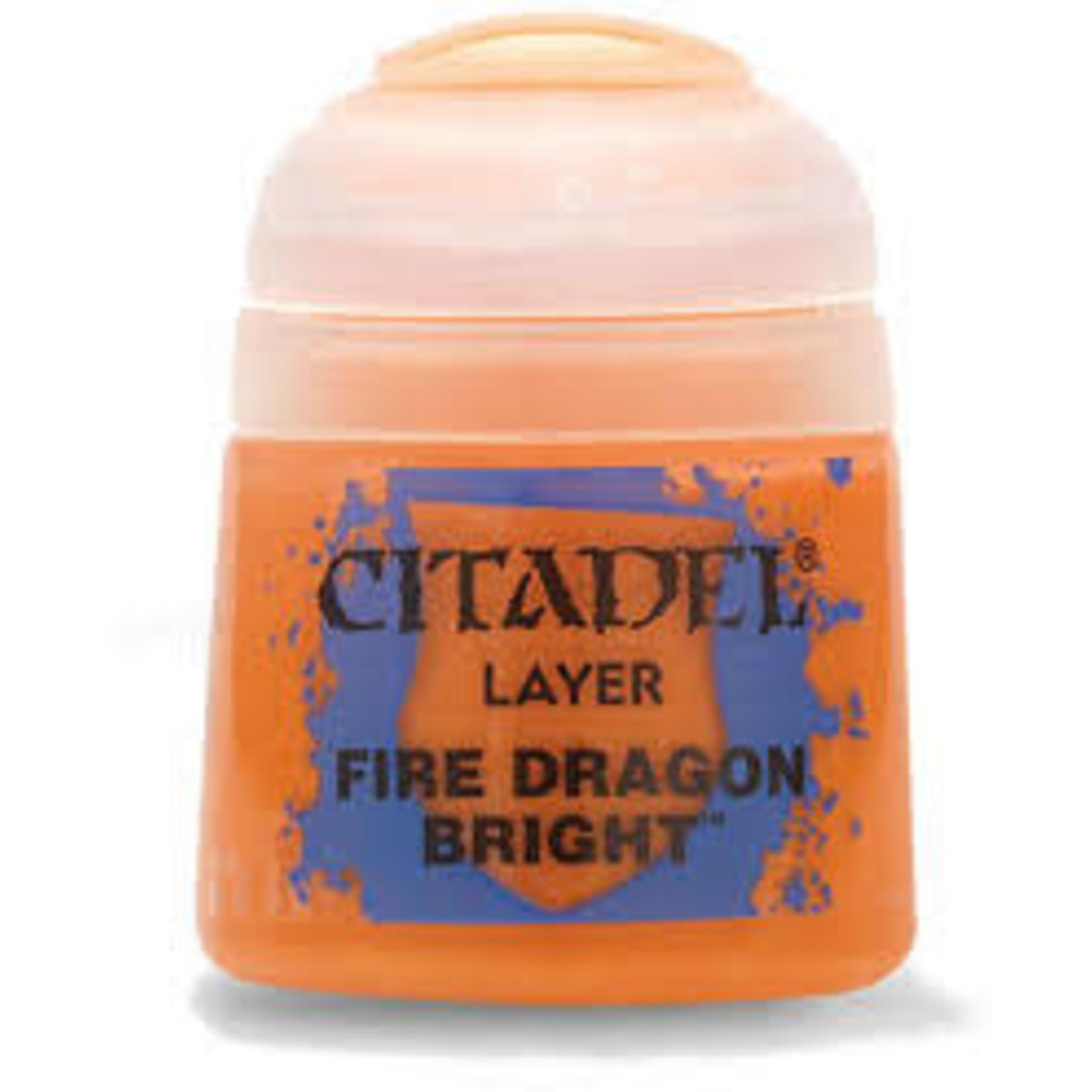 Games Workshop Citadel Paint: Fire Dragon Bright 12ml