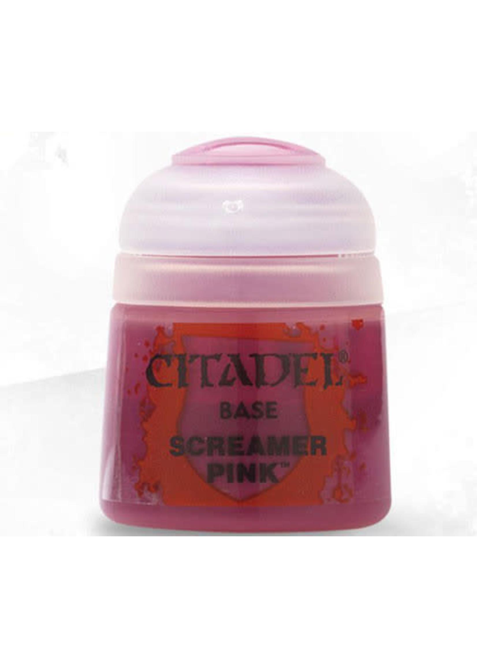 Games Workshop Citadel Paint: Screamer Pink 12ml