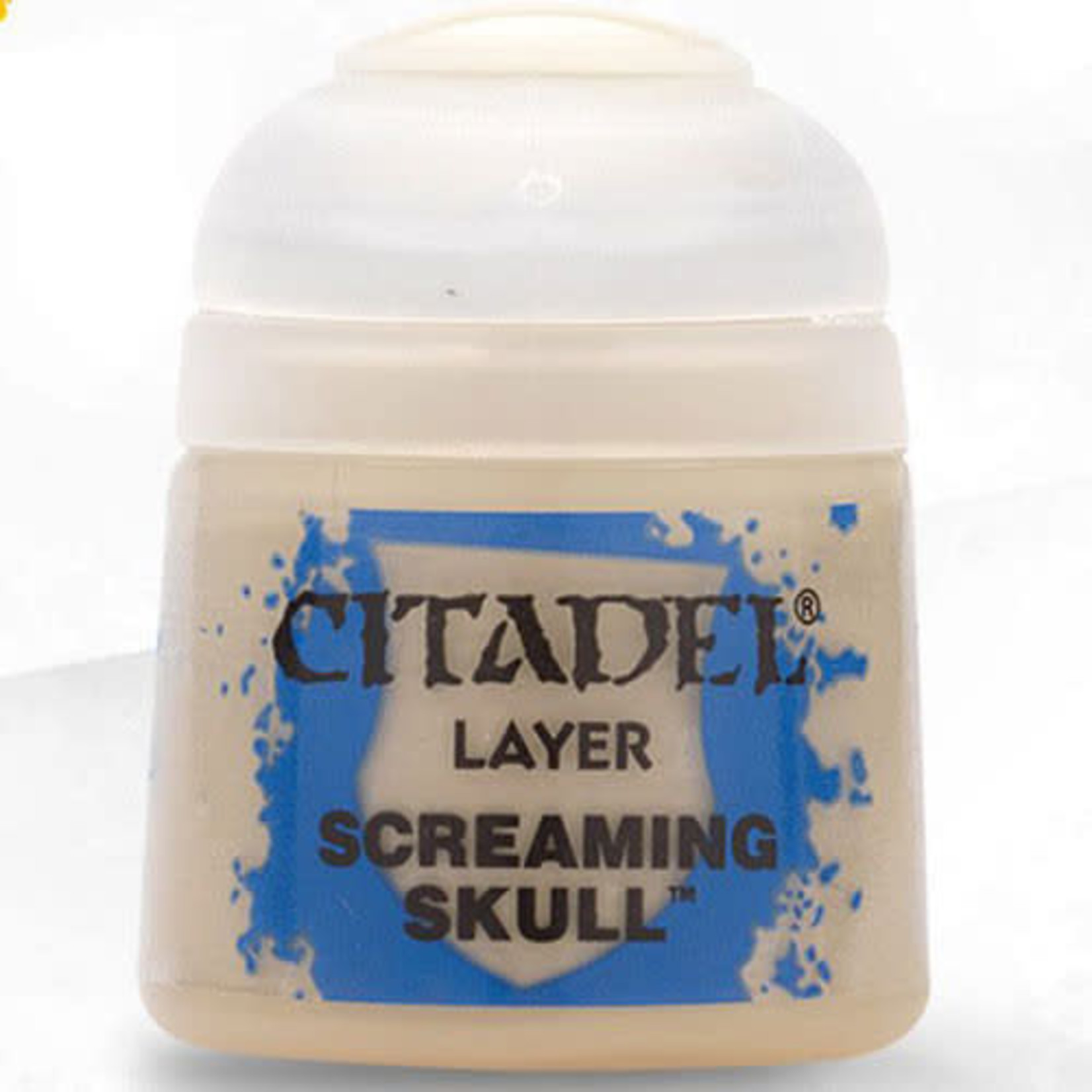 Games Workshop Citadel Paint: Screaming Skull 12ml