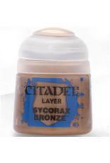 Games Workshop Citadel Paint: Sycorax Bronze 12ml