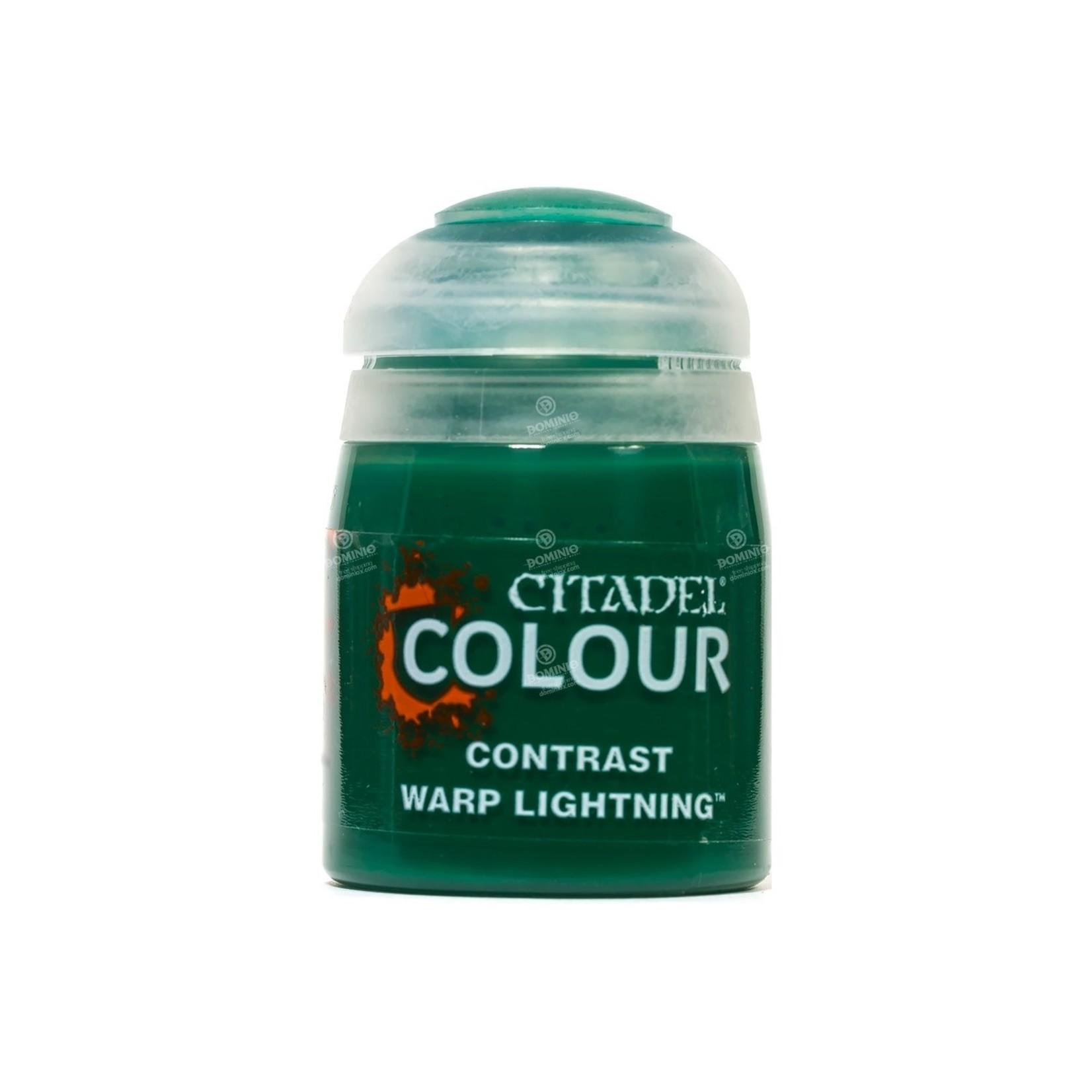 Games Workshop Citadel Paint: Warp Lightning Contrast (18 ml)