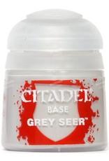Games Workshop Citadel Paint: Grey Seer Base 12 ml