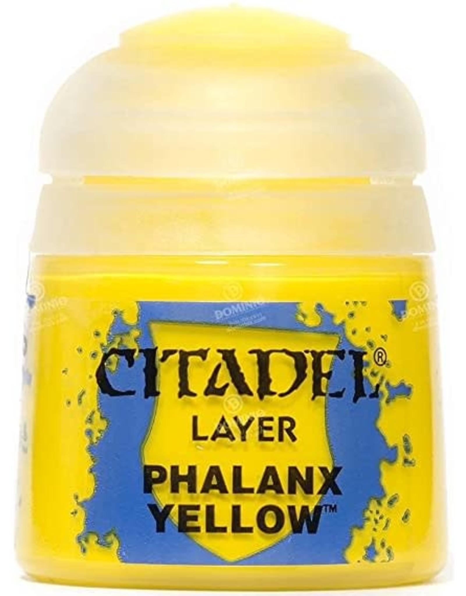 Games Workshop Citadel Paint: Phalanx Yellow 12ml