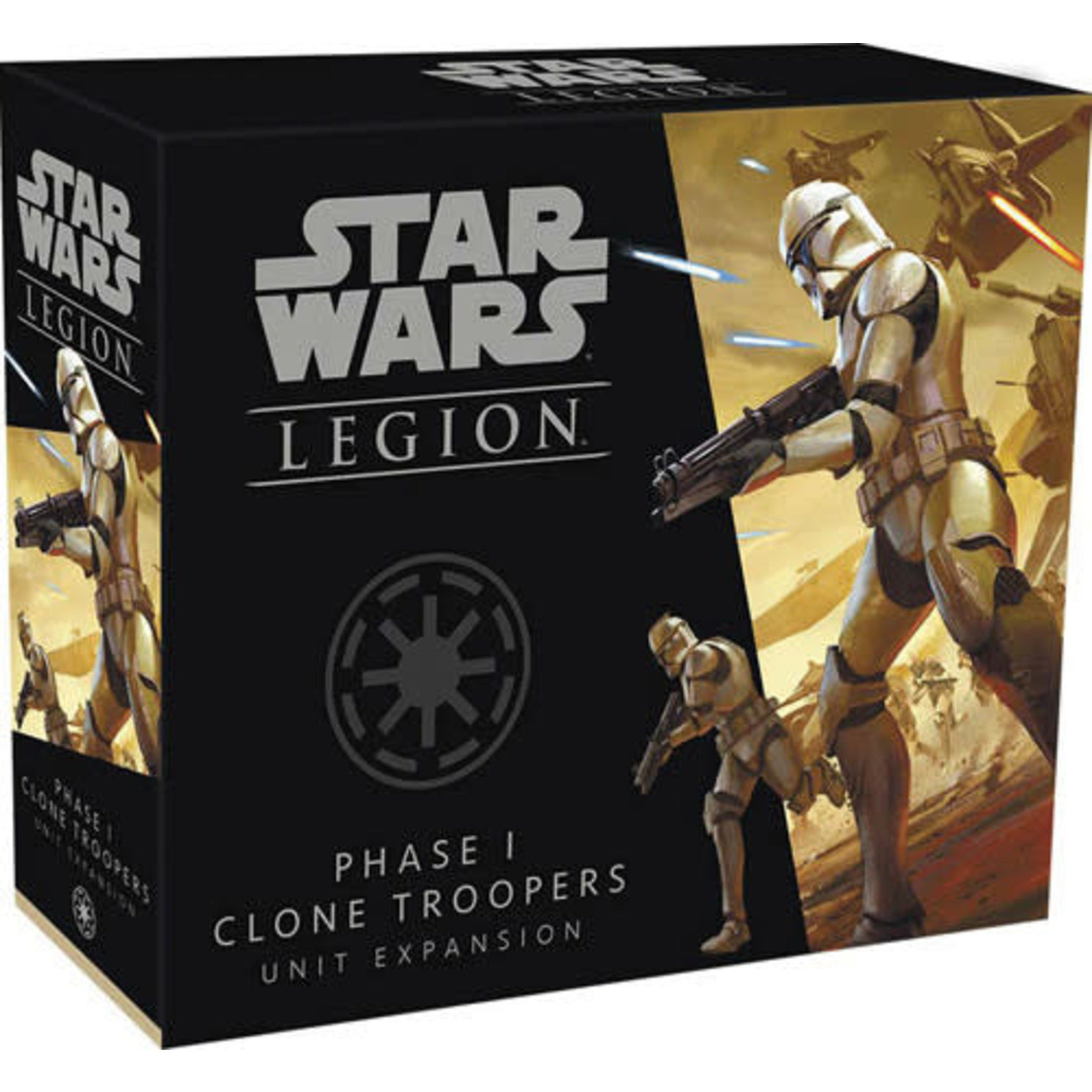 Star Wars Legion: Phase 1 Clone Trooper Unit Expansion