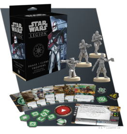 Star Wars Legion Phase 1 Clone Trooper Upgrade Expansion