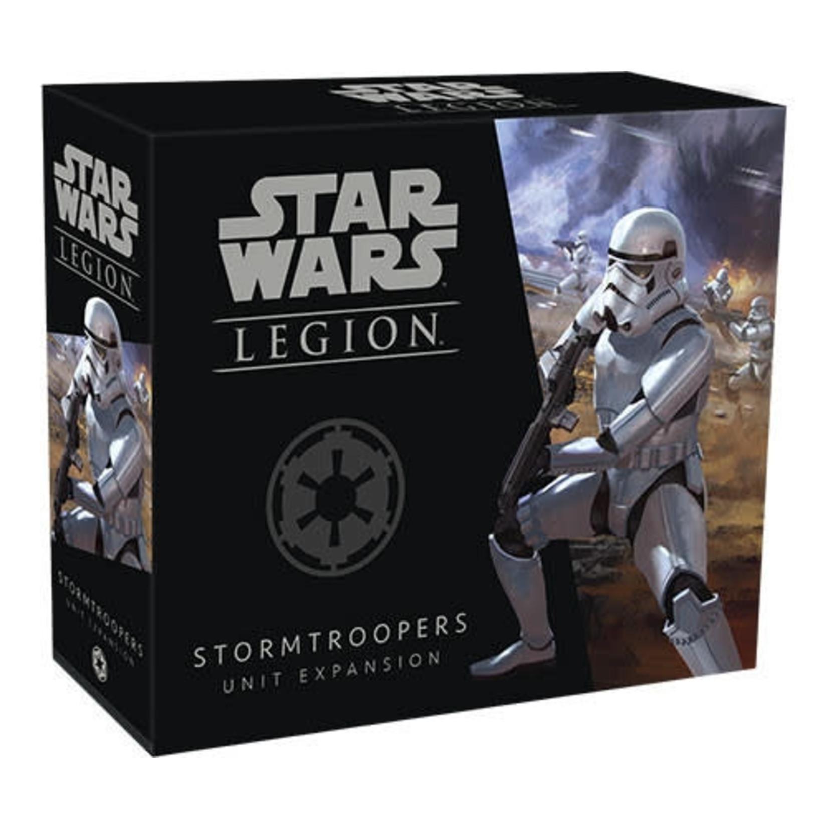 Star Wars Legion Stormtrooper Unit Expansion
