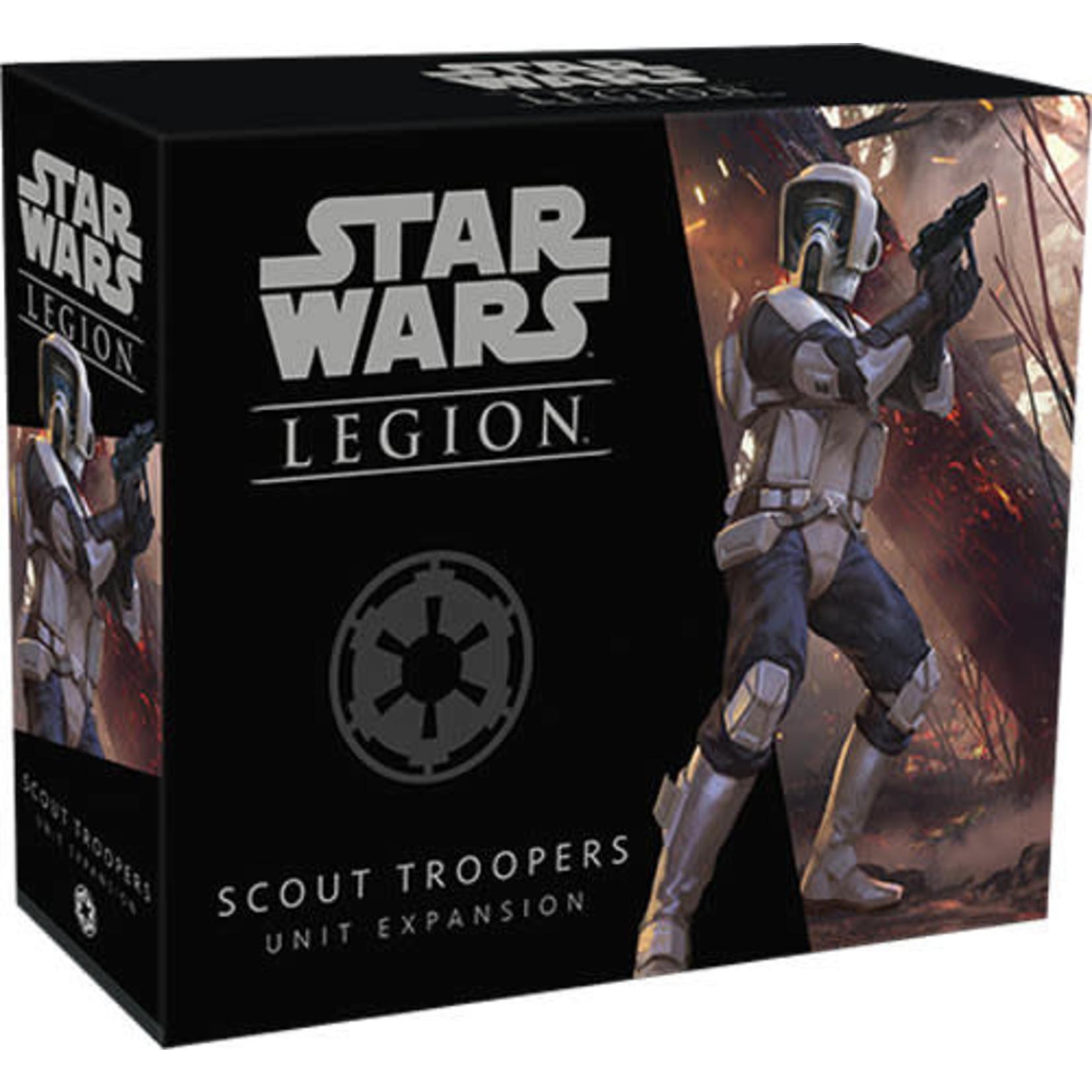 Star Wars Legion: Scout Trooper Unit Expansion