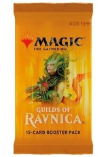Wizards of the Coast Guilds of Ravnica Booster Pack