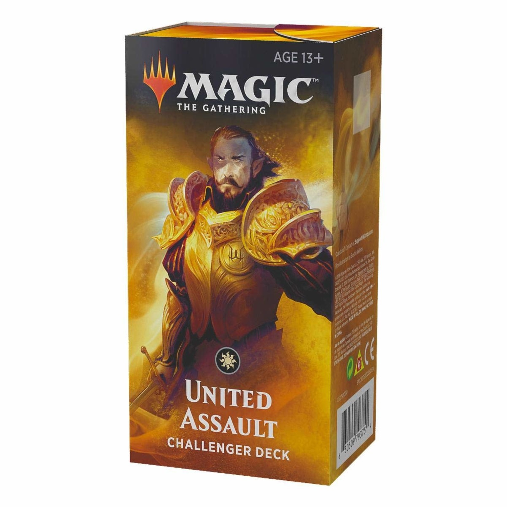 Wizards of the Coast Challenger Deck 2019 United Assault