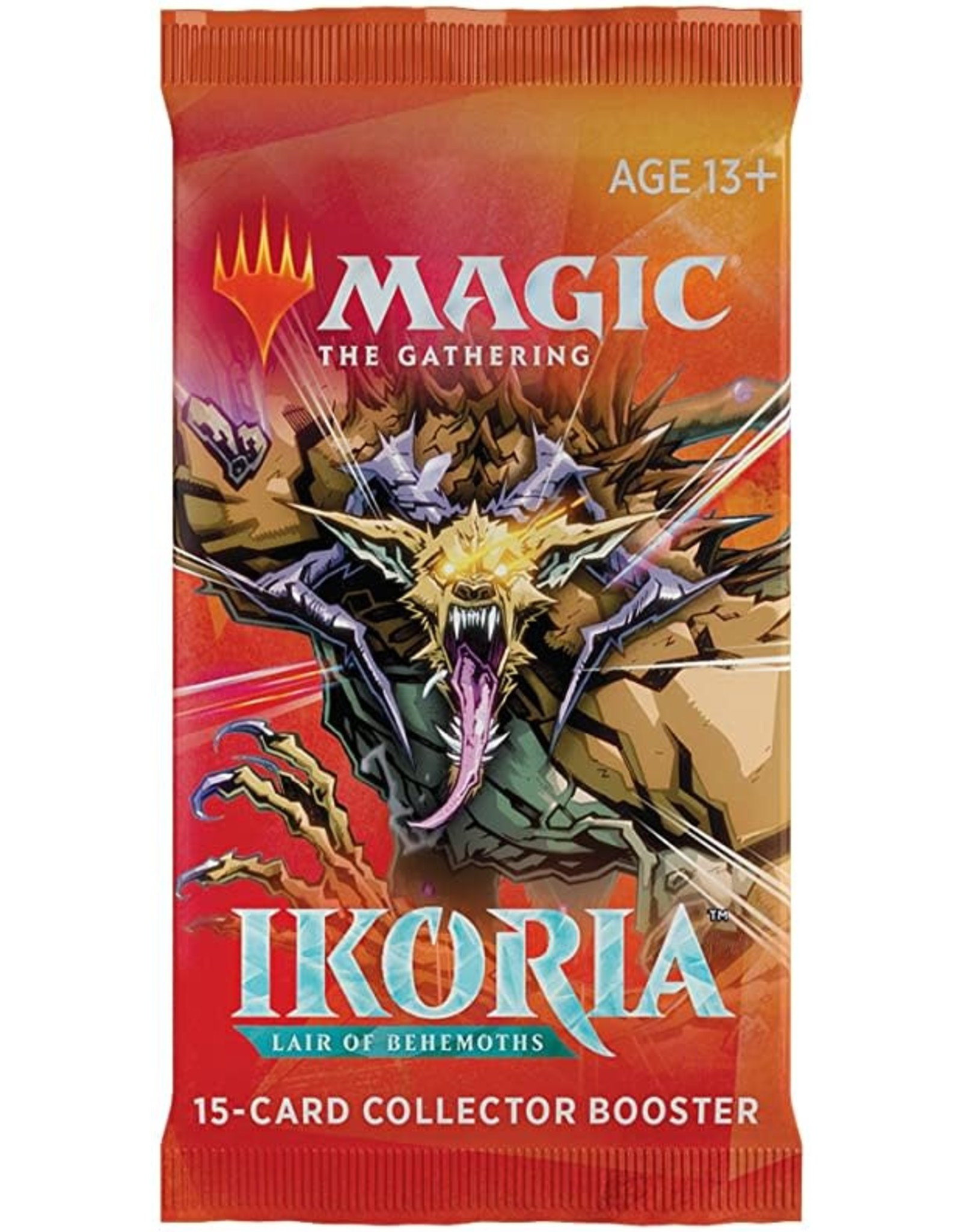 Wizards of the Coast Ikoria Collectors Booster Pack