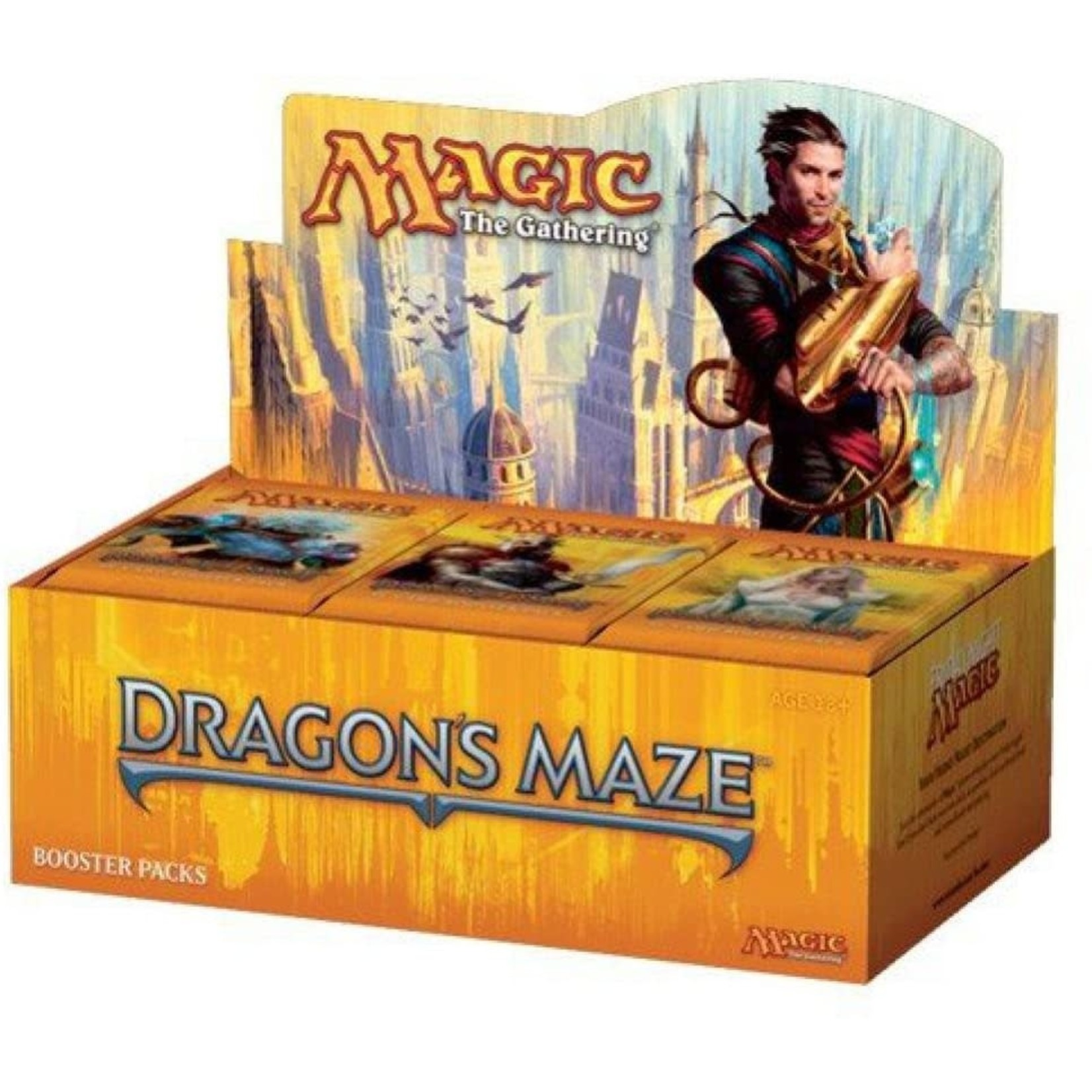 Wizards of the Coast Dragon's Maze Booster Box