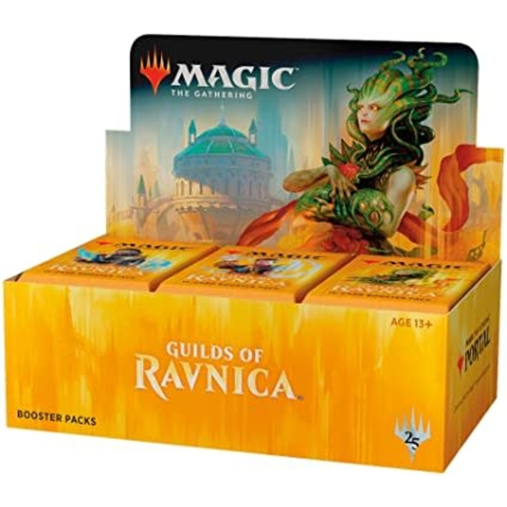 Wizards of the Coast Guilds of Ravnica Booster Box