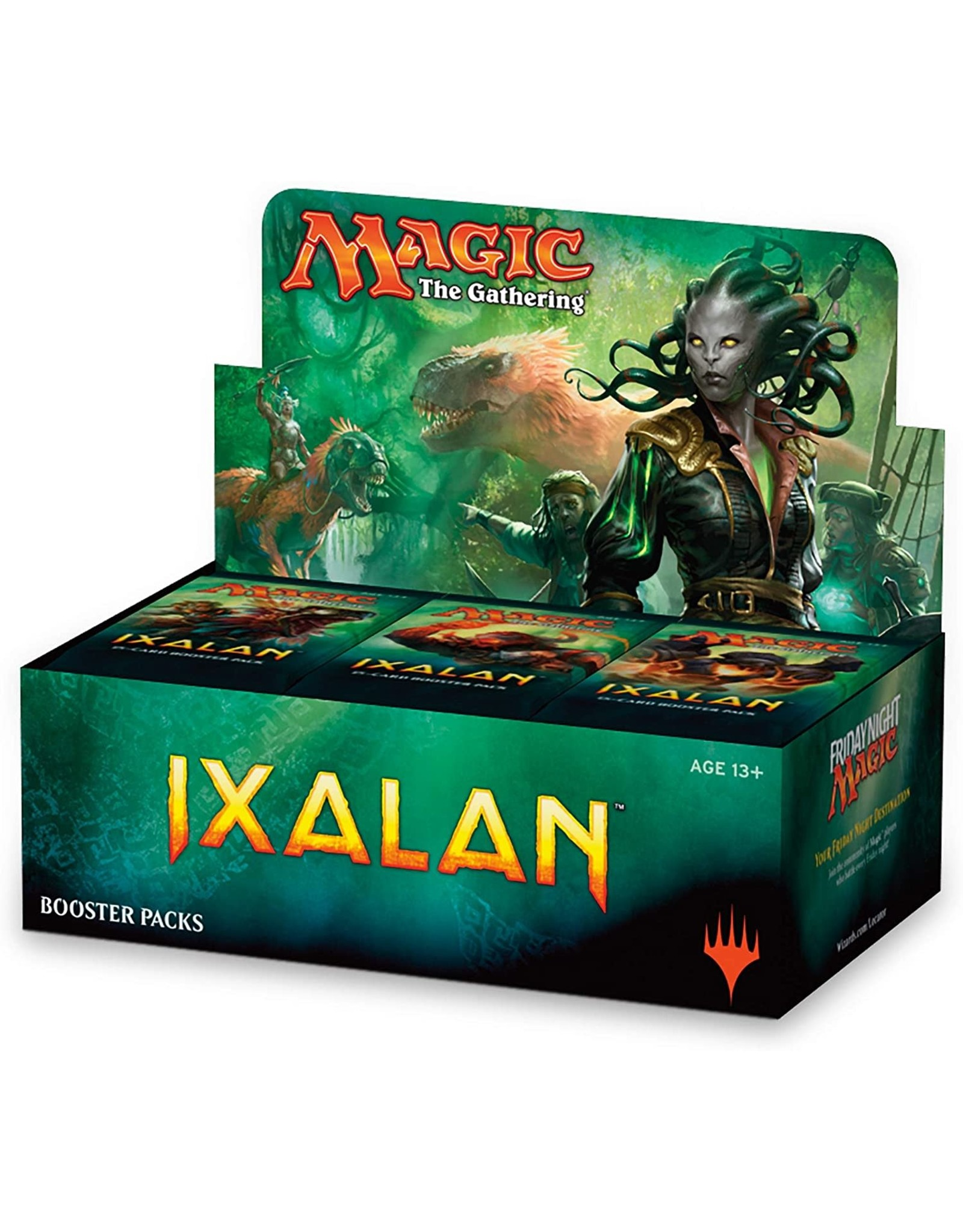 Wizards of the Coast Ixalan Booster Box