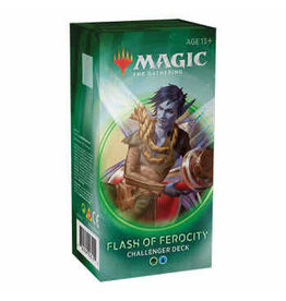 Wizards of the Coast Challenger Deck 2020 Flash of Ferocity
