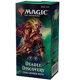 Wizards of the Coast Challenger Deck 2019 Deadly Discovery