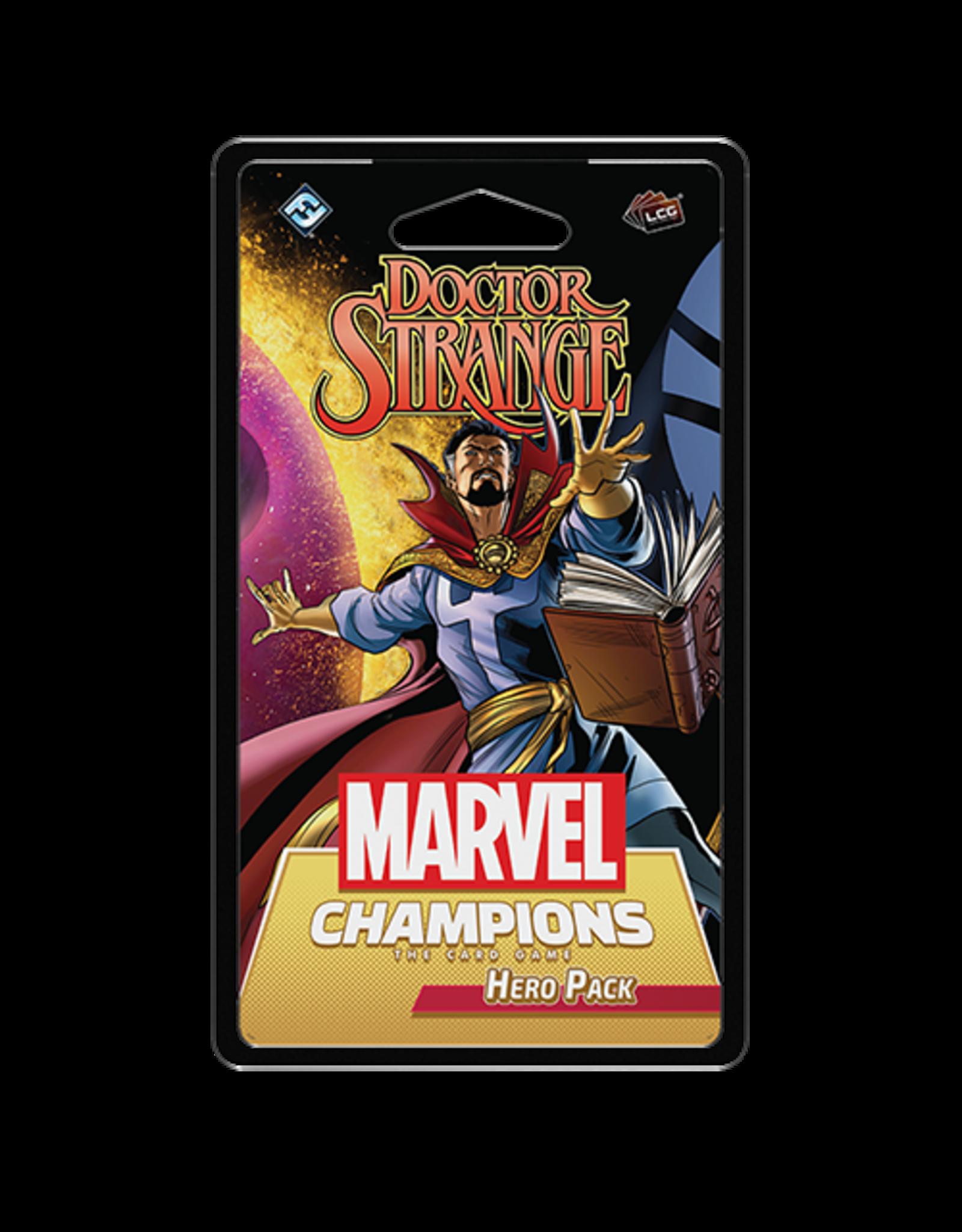 Asmodee Marvel Champions LCG: Doctor Strange Hero Pack