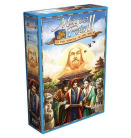 Asmodee Marco Polo II In the Service of the Khan Board Game