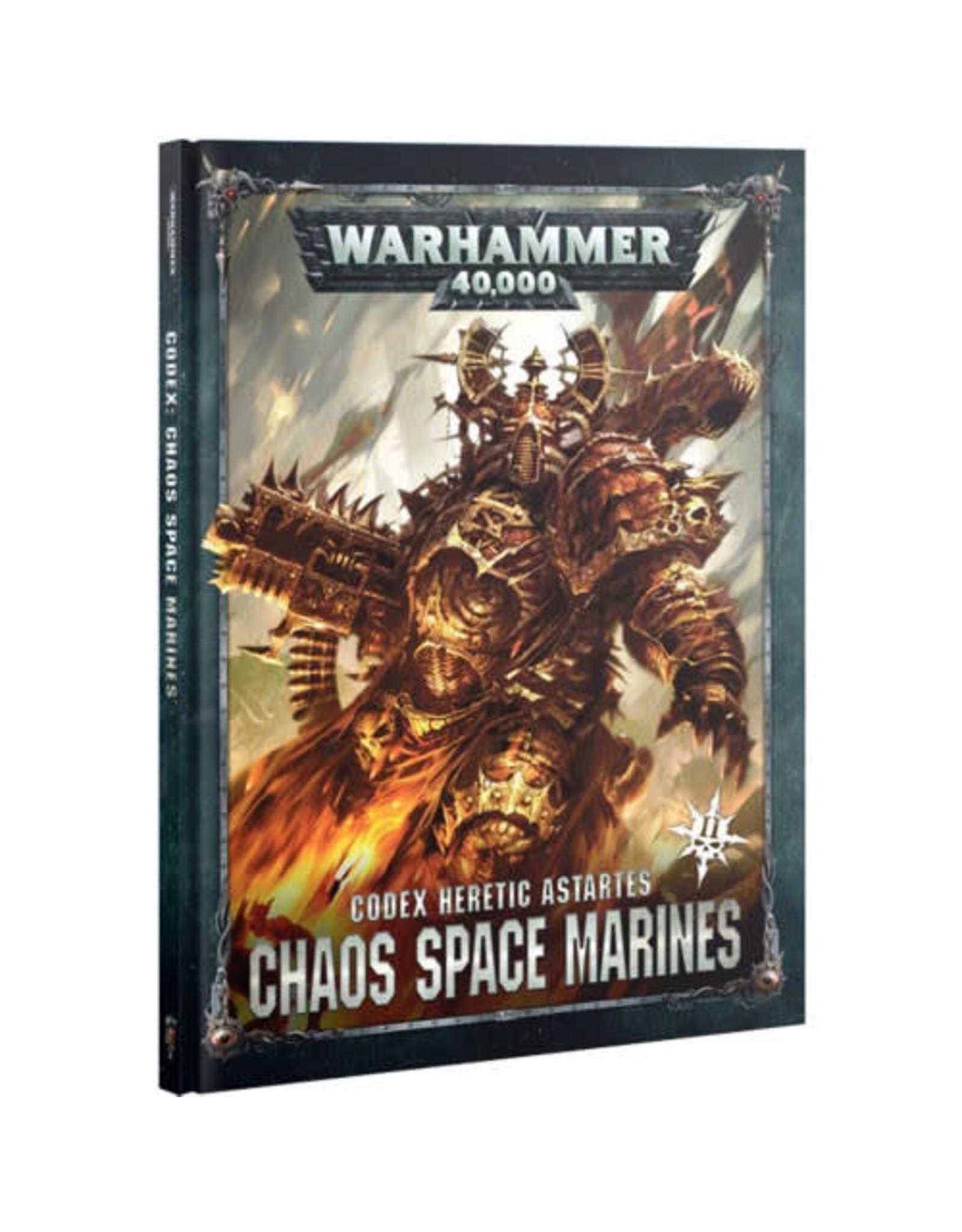 Chaos Space Marines 2 Codex 8th Ed. (40K)