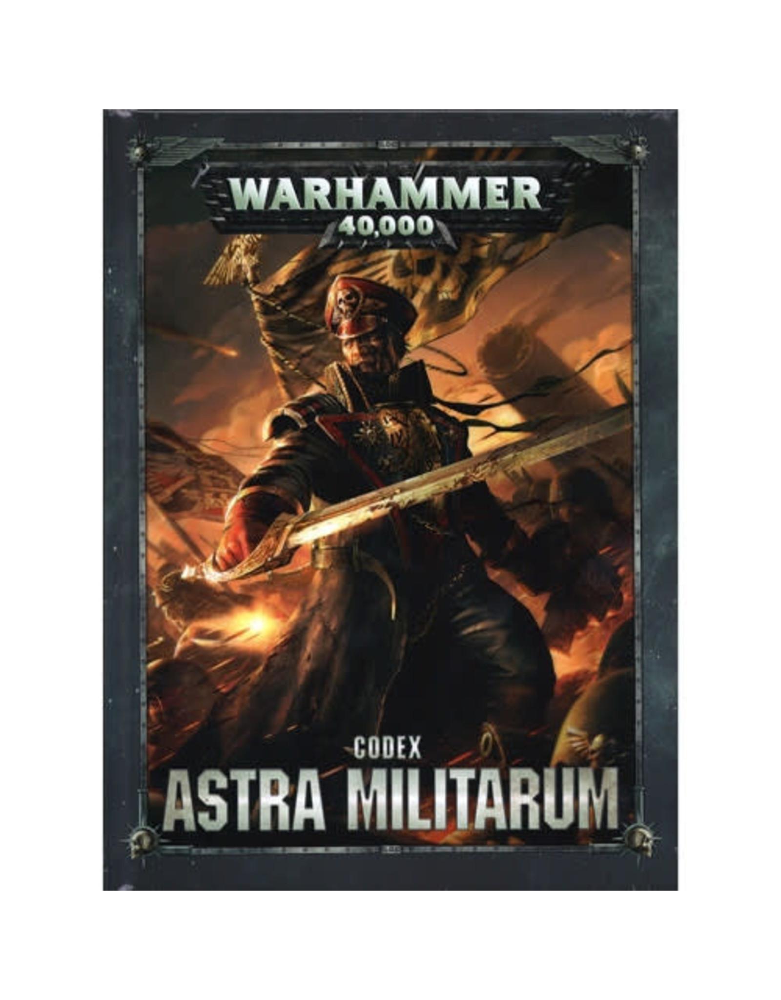 Astra Militarum Codex 8th Ed. (40K)