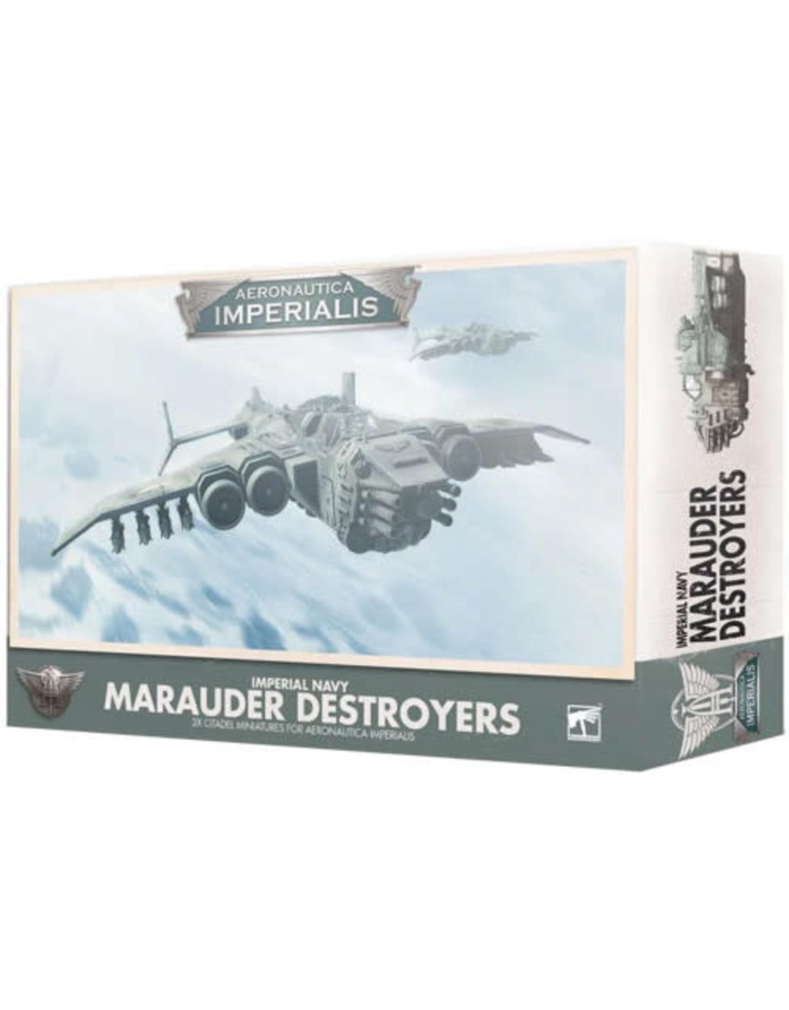 Imperial Navy Marauder Destroyer (A/I)