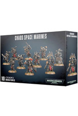 Chaos Space Marines (40K)