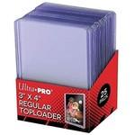 "Ultra Pro Ultra Pro 3""x4"" Toploader Box 25ct"